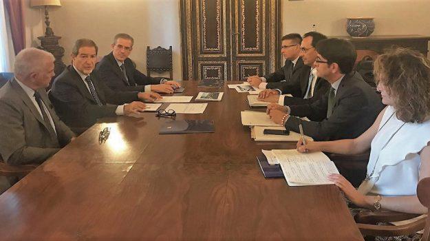 accordo anas regione sicilia, infrastrutture sicilia, musumeci, Sicilia, Politica