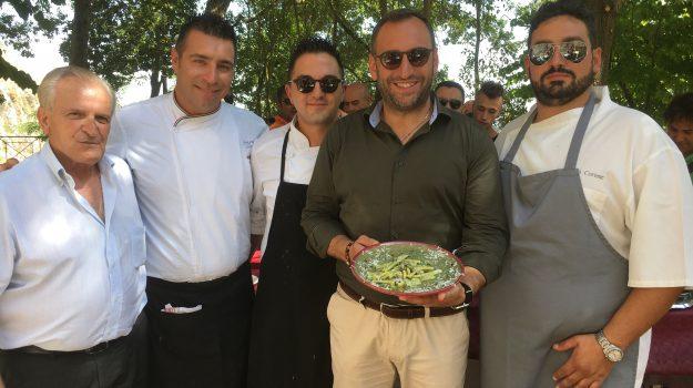 Caltabellotta capitale dell'extravergine di Biancolilla, oltre 2mila presenze all'Olio Folk Fest