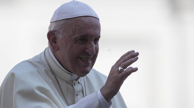 visita papa piazza armerina, Nino Cammarata, Papa Francesco, Enna, Cronaca