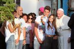 Pope Francis meets young people in Palermo, 15 sept 2018. ANSA / IGOR PETYX