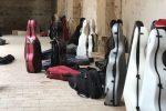I 100 Cellos in concerto a Palermo: le foto delle prove allo Spasimo