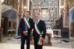 """Custonaci e Favignana firmano il """"Patto di Amicizia"""": obiettivo valorizzare il turismo religioso"""