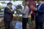 """A Palermo intitolato giardino pubblico ad Havel. Orlando: """"Un ponte unisce Palermo e Praga"""""""