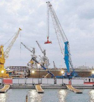 Il porto di Trapani