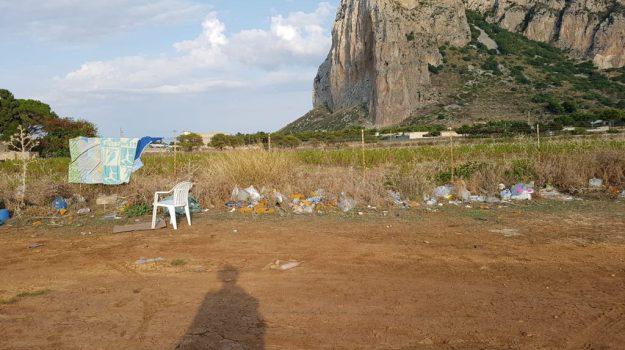 stop plastica San Vito Lo Capo, Trapani, Cronaca