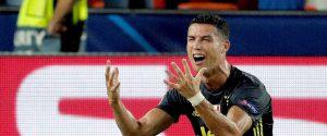 Tutti i rossi di Cristiano Ronaldo