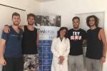 La nutrizionista Roberta Garozzo nel team del Volley Catania