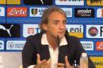 """Nazionale, Roberto Mancini: """"In Italia non esiste pazienza"""""""