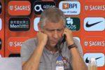 """Fernando Santos su CR7: """"Non ha ancora segnato? Attendete un po'..."""""""
