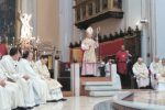 """Festa di San Michele, l'omelia appassionata di Russotto: """"Diavolo da combattere è l'indifferenza"""""""