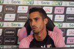 """Palermo, Salvi: """"Grande reazione a Foggia, non dobbiamo mollare mai"""""""