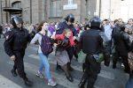 Scontri in Russia per la rivolta contro la riforma delle pensioni