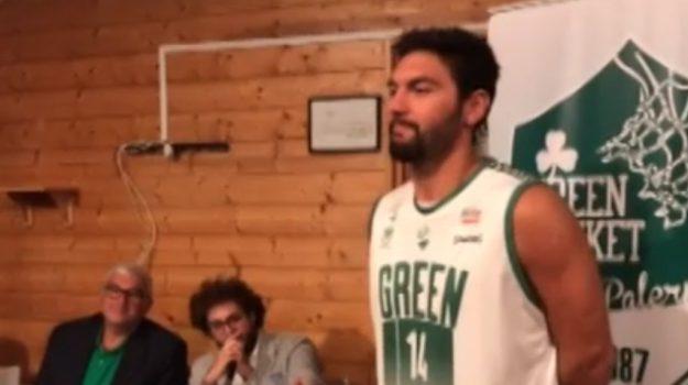 Green Basket, la squadra palermitana di pallacanestro gioca il campionato di serie B