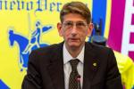 Il presidente del Chievo Luca Campedelli