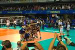 Mondiali di pallavolo, l'Italia è stellare: Argentina k.o. 3-1