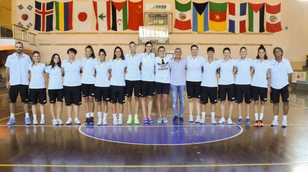 presentazione 2018 squadra Seap Pallavolo Aragona, Seap Pallavolo Aragona, Agrigento, Sport