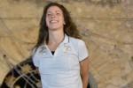 L'atleta Ilenia Cammisa della Seap Aragona