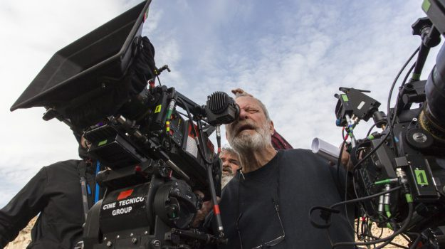 Rgs al cinema, intervista a Terry Gilliam