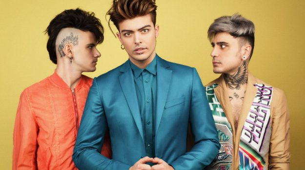 Riascolta lo Speciale Weekend con The Kolors