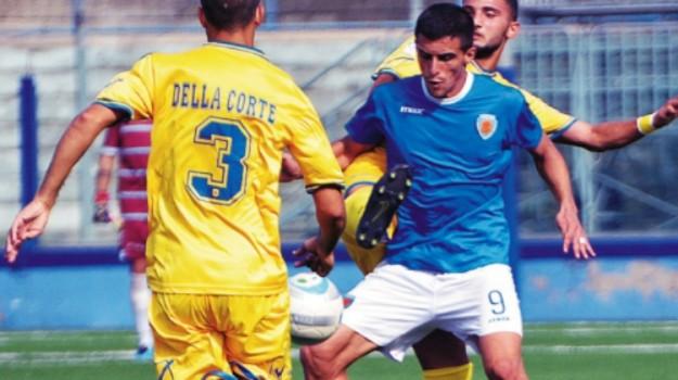 Calcio, serie c, Siracusa Paganese, Federico Vazquez, Siracusa, Sport