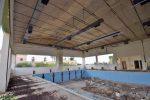 A Marsala un complesso sportivo completamente abbandonato: le foto di Villa Damiani