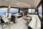 Lexus presenta LY650 raffinata limousine dei mari hi-tech