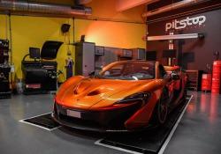 Pirelli apre a Monte Carlo l'atelier del pneumatico