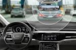 La tecnologia ITM stata realizzata con Gentex Corporation che fornisce gli specchi retrovisivi ad Audi