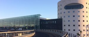 Aeroporto di Catania, lavori sul tetto del terminal A: chiusa la rampa partenze