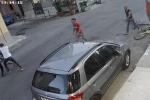 Partinico, in un video la brutale aggressione al giovane senegalese