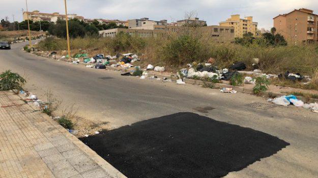 rifiuti, via Gioeni, Lillo Firetto, Agrigento, Cronaca