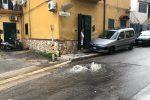 Maltempo a Palermo, caos e disagi a Mondello e Partanna: le immagini degli allagamenti