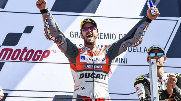 Incidenti, motociclismo, Andrea Dovizioso, Sicilia, Sport