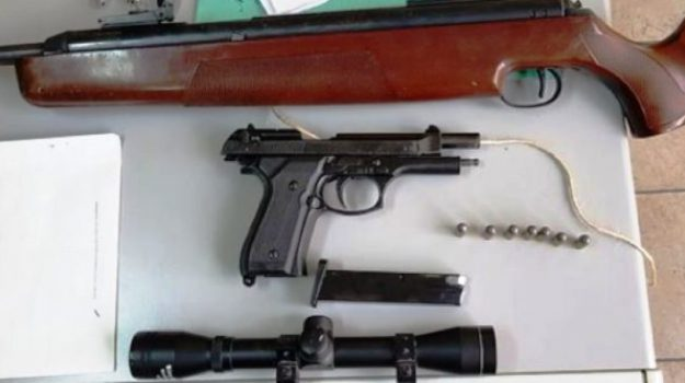 armi clandestine siracusa, Siracusa, Cronaca