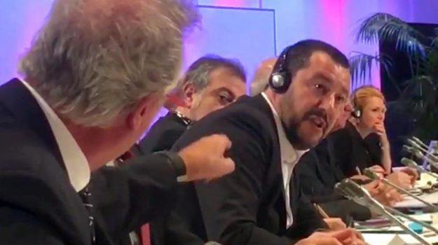 Asselborn-Salvini, Matteo Salvini, Sicilia, Politica