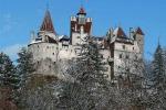 Nel castello di Bran, sulle tracce del Conte Dracula