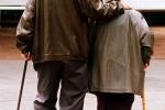 Invecchiamento influisce sulle paure, aumenta la percezione