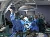 Doppia operazione a cuore fermo, salva madre e sua bambina