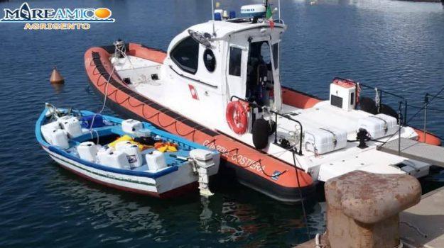sbarco fantasma a Licata, Agrigento, Cronaca