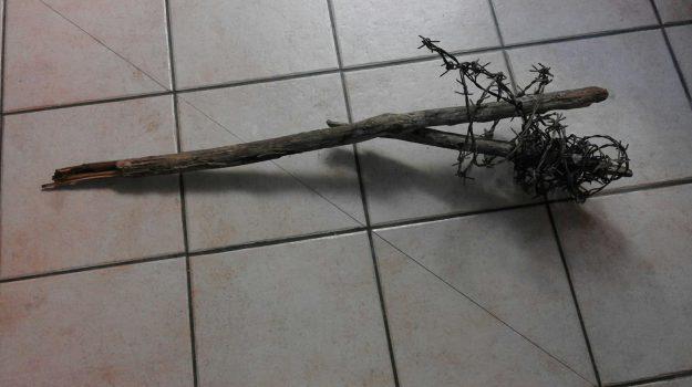 aggressione con bastone con filo spinato, Catania, Cronaca