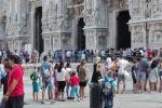 Turismo, a Milano agosto +8,5% presenze