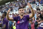 Benassi gol e la Fiorentina continua a volare, battuta l'Udinese