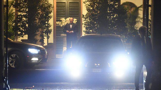 centrodestra, incontro Salvini Berlusconi, Matteo Salvini, Silvio Berlusconi, Sicilia, Politica