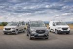 Nuovi Opel Combo Van e Combo XLife in passerella in Germania