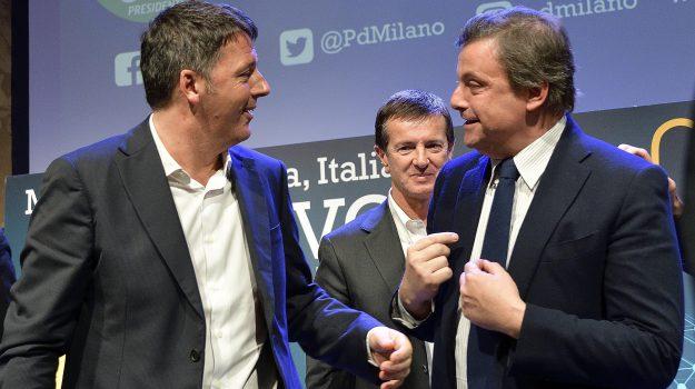 partito democratico, pd, Carlo Calenda, Marco Minniti, Matteo Renzi, Paolo Gentiloni, Sicilia, Politica