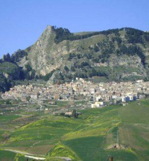 Nella foto Castronovo di Sicilia