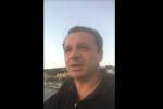 Il sindaco di Messina Cateno De Luca parla dello scontro in Consiglio comunale
