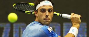 Tennis, Cecchinato eliminato ai quarti di San Pietroburgo