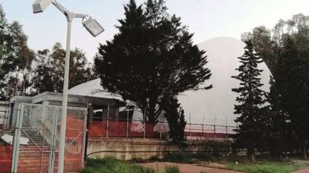 centro polivalente alcamo, Trapani, Economia