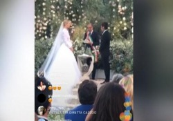 Il matrimonio a Noto, celebrato dal sindaco Corrado Bonfanti